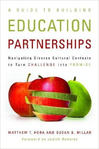 A guide to building education partnerships : navigating diverse cultural contexts to turn challenge into promise